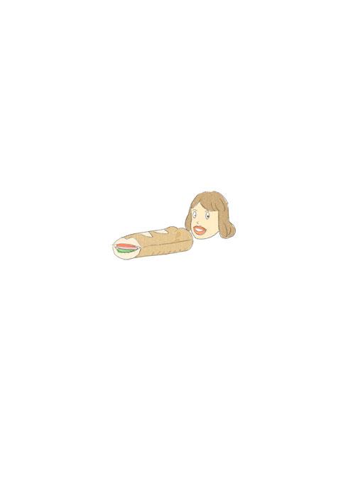 Lips Sandwich