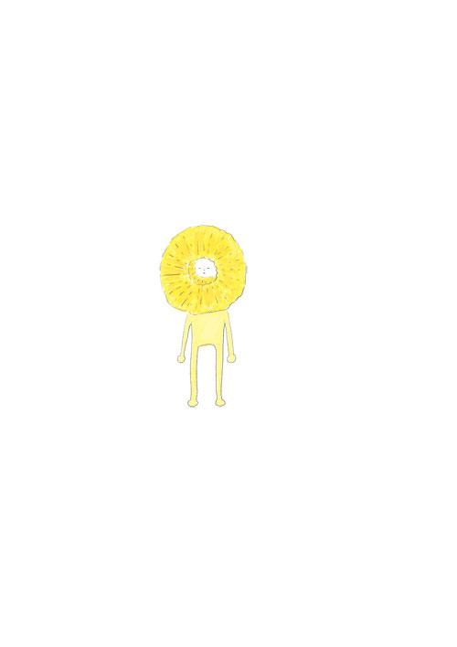 Pineapple Alien