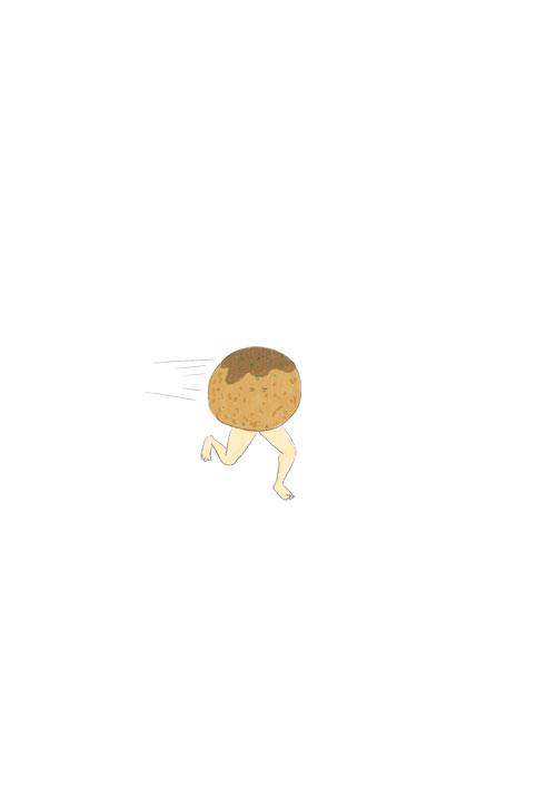 Takoyaki Run