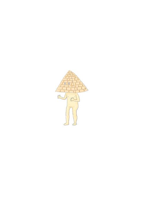 Mr. Pyramid
