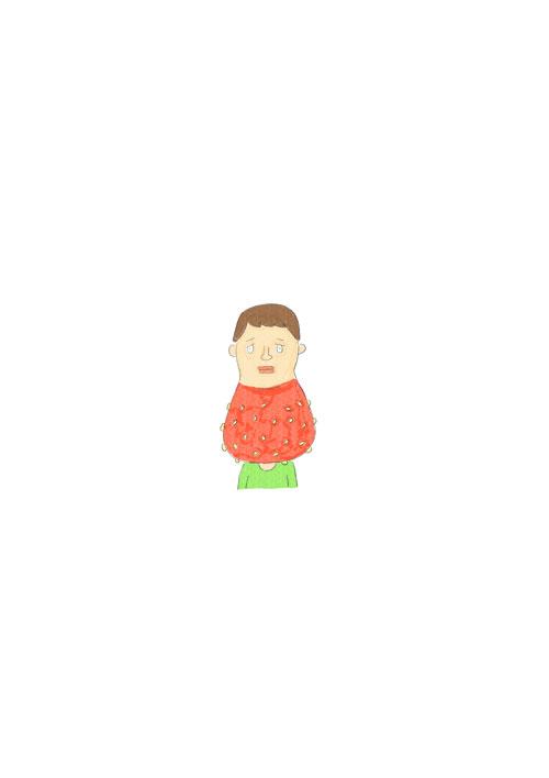 Strawberry Chin