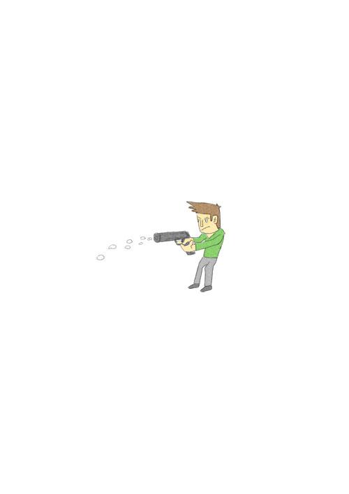 Rice Pistol