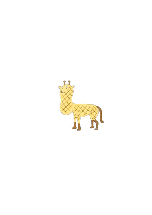 Peanut Giraffe