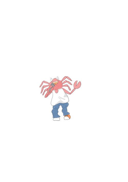 Crab Rapper