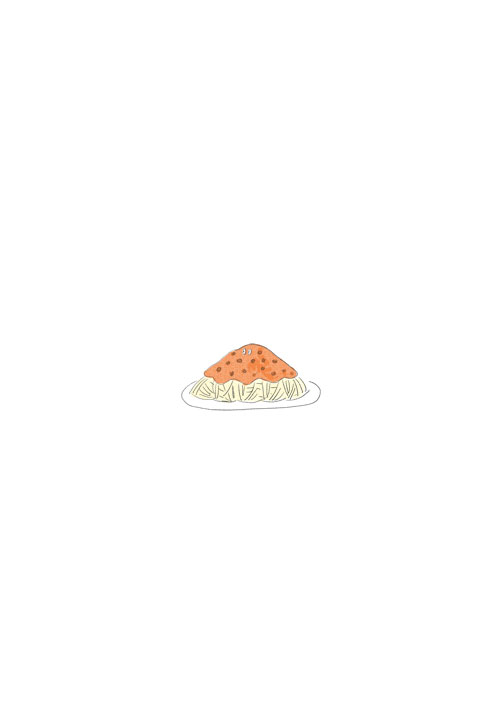 Meat Sauce Ameba