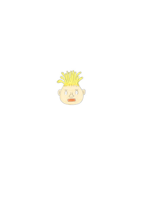 Nyoro Nyoro Hair
