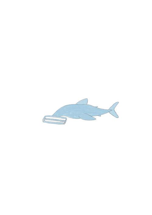 Peeler Head Shark