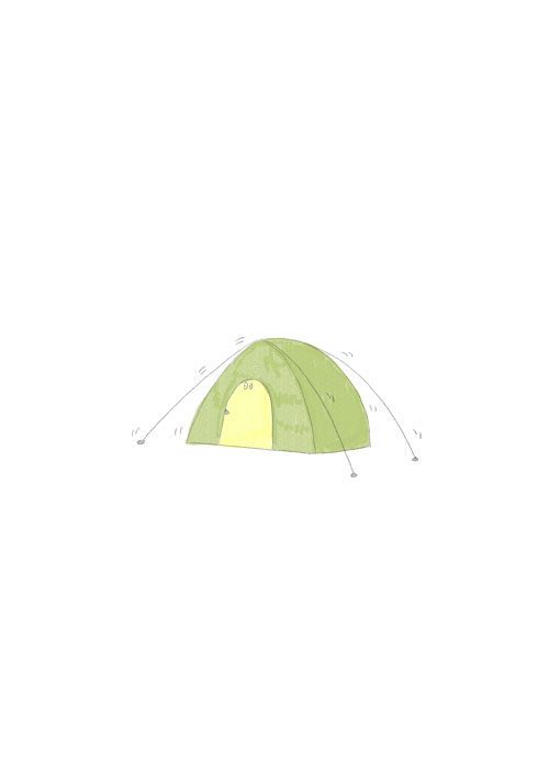 Tent Animal