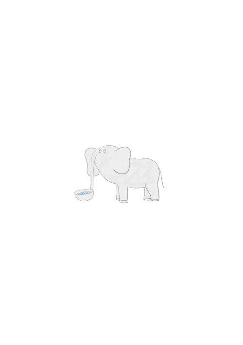 Ladle Elephant