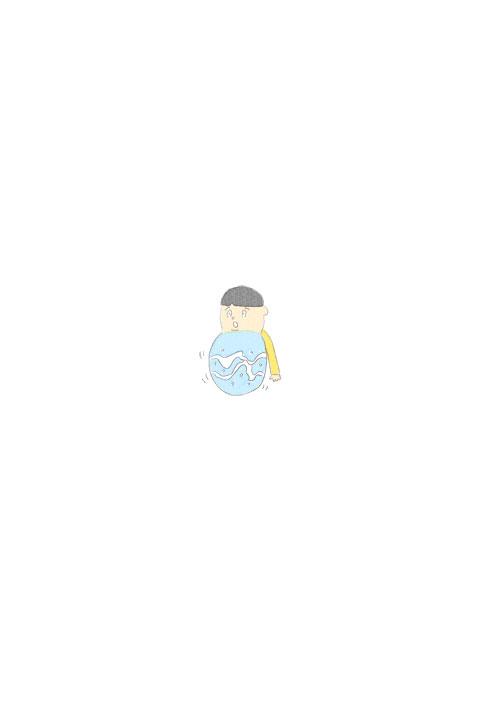 Water Balloon Chin