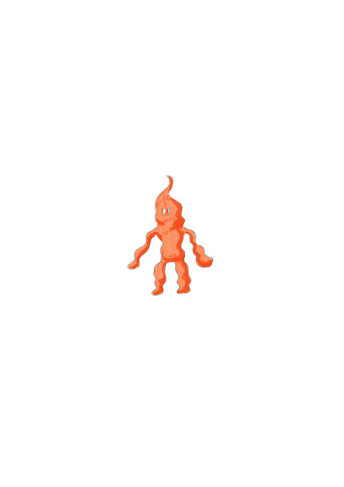 Ketchup Character