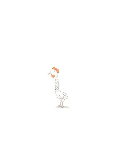 Twist Neck Chicken