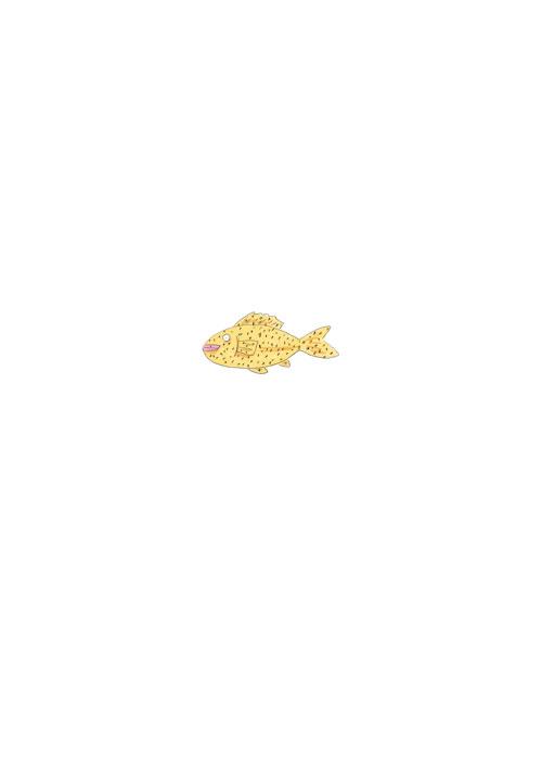 Sesame Fish