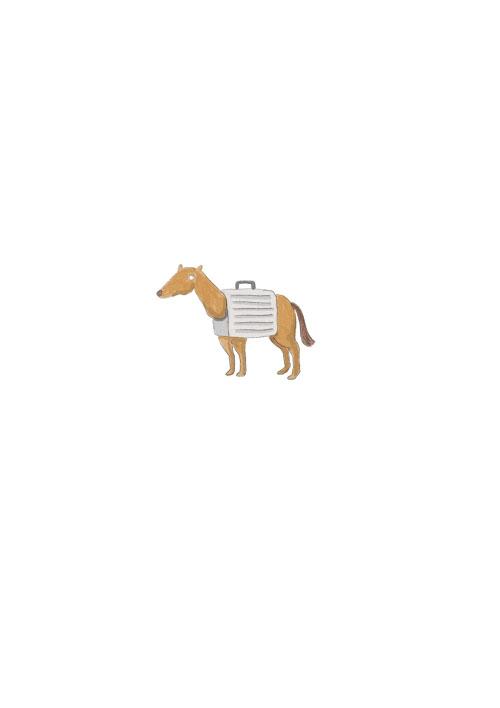 Trunk Horse