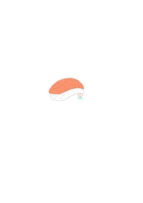 Big Sushi Hair