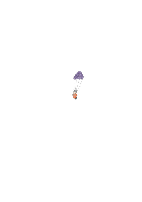 Grape Parachute