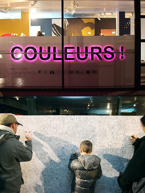 Couleur expo