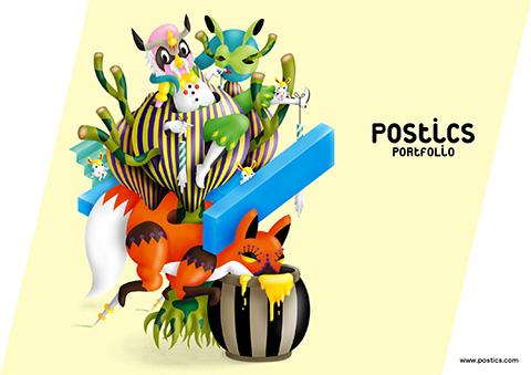 Postics Book